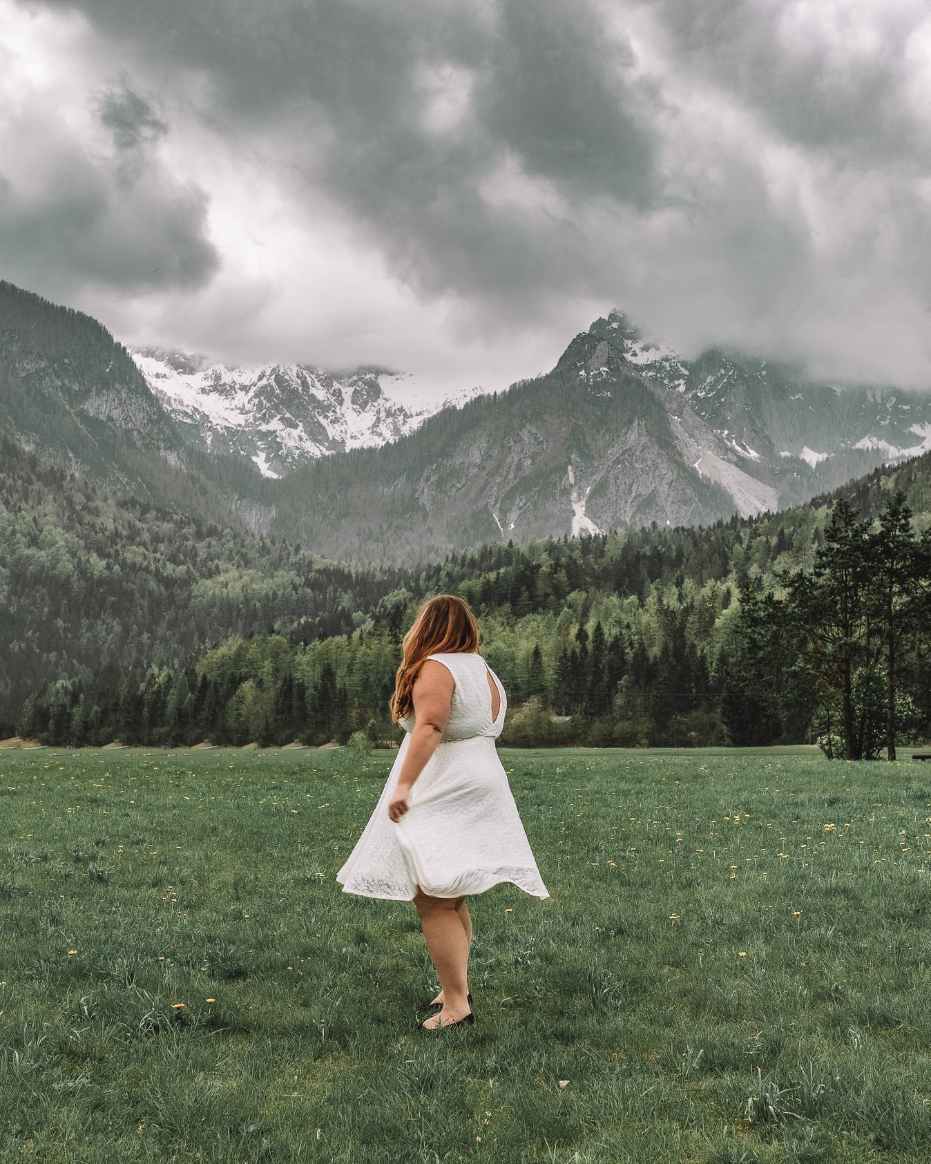 How to get incredible photos of yourself while traveling in Slovenia!