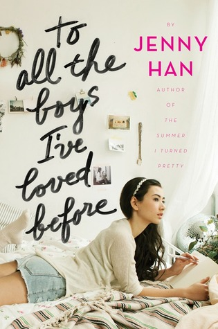 The To All the Boys I Loved Before series by Jenny Han