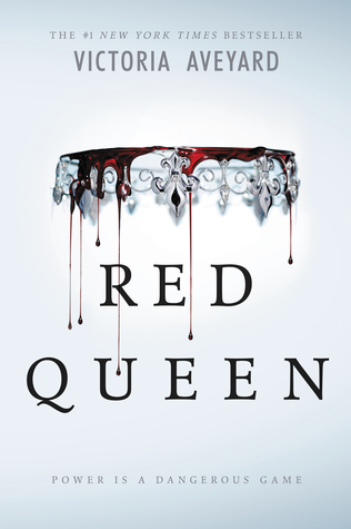The Red Queen series by Victoria Aveyard