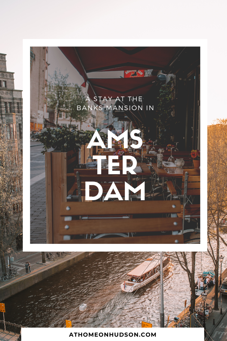 There are few places in the world that are as gorgeous as the Netherlands in Spring, and Amsterdam is just one small jewel of the country. This canal city is a dream for all who visit!