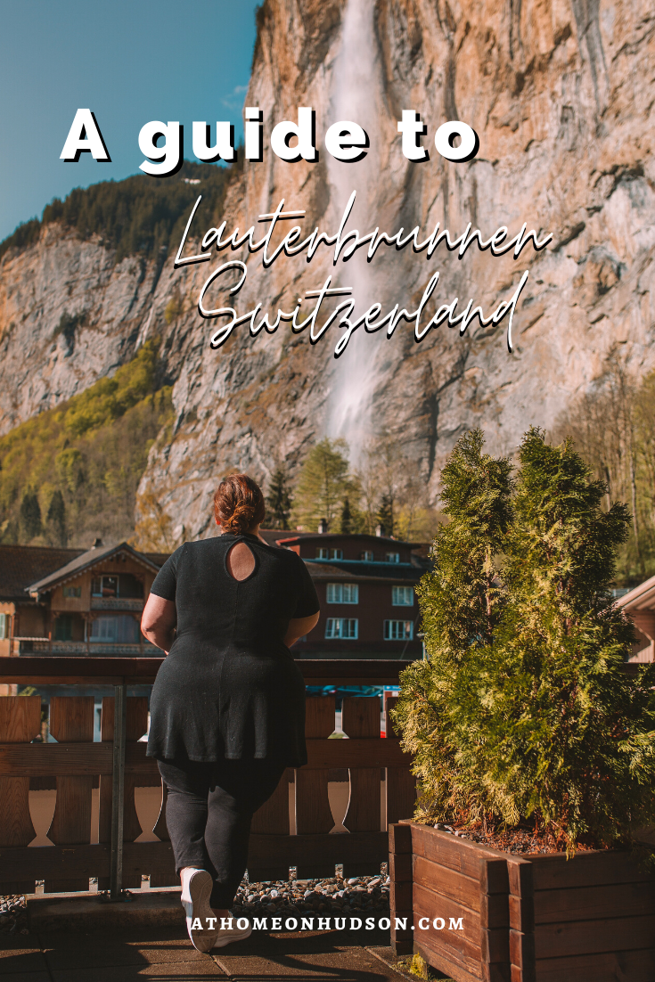 In perhaps one of the most beautiful mountain valleys I have ever seen in my life, Lauterbrunnen is a true gem of Switzerland. Nicknamed the village with 72 waterfalls, there is not one person who couldn't be mesmerized by the beauty.