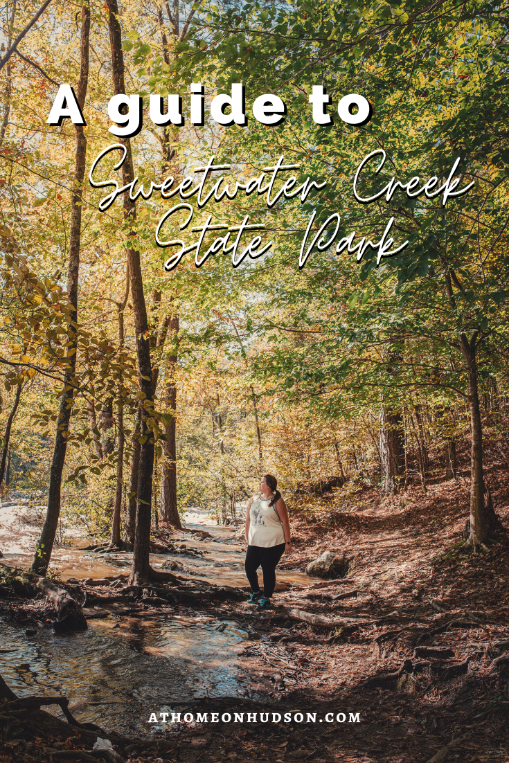 Check out this guide to Sweetwater Creek State Park outside of Atlanta, Georgia. If you are a hiking enthusiast or you get spurts of energy to do spontaneous physical activity, consider a weekend getaway at Sweetwater Creek State Park!