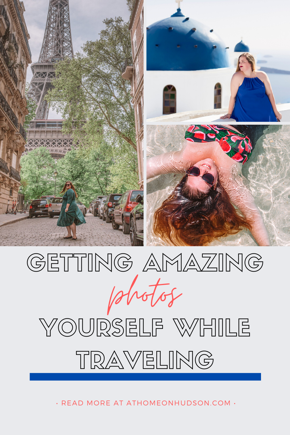 Getting amazing photos to share on social media has never been easier than with these tips and tricks that I have used extensively! Here is how to get incredible photos of yourself while traveling from a professional photographer.